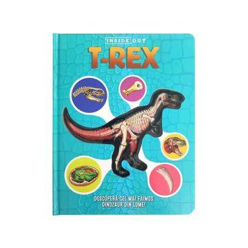 T-REX – model 3D - Editura Kreativ