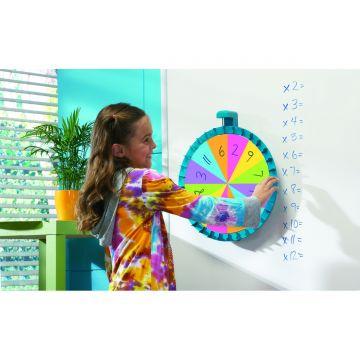 Educational Insights Roata magnetica pentru clasa