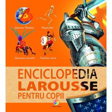 Enciclopedia Larousse pentru copii (Corint)