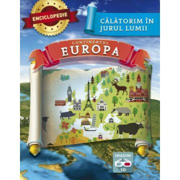 Enciclopedie  Calatorim in jurul lumii - Europa