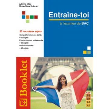 Entraine-toi a l'examen de Bac (Booklet)