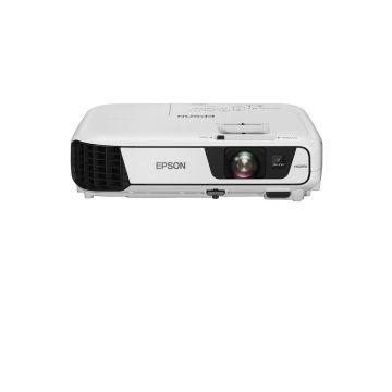 Videoproiector Epson EB-X04, XGA, 2800 lumeni, Alb