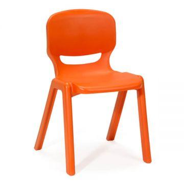 Scaun Ergos One - Marime 06 - Portocaliu - Orange