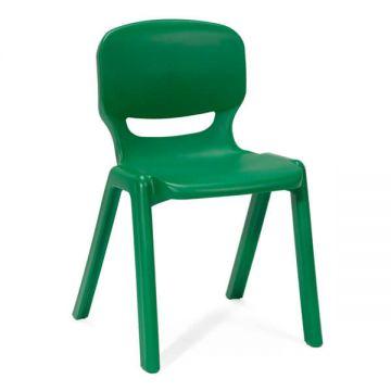 Scaun Ergos One - Marime 06 - Verde inchis - Dark green