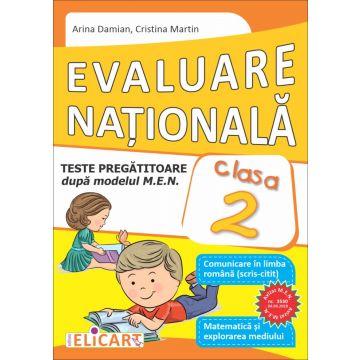 Evaluare naţională clasa a II-a (Elicart)