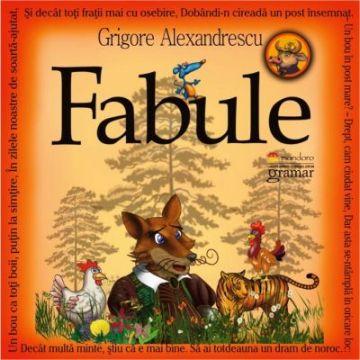 Fabule - Alexandrescu (Mondoro)