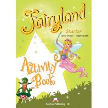 Fairyland, Starter - Activity Book