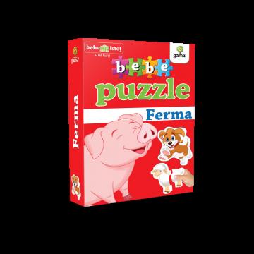 Ferma - Bebe puzzle (Gama)