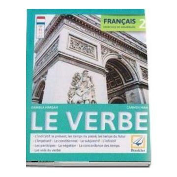 Francais 2 - exercices de grammaire - le verbe (Booklet)