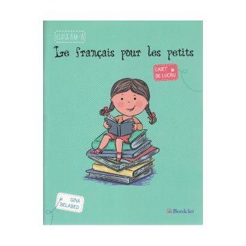 Francais petits clasa a II-a 2016 (Booklet)