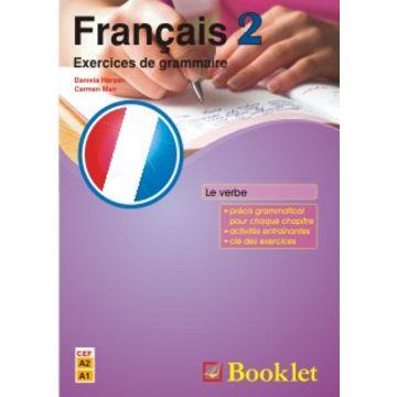 Francais - Exercices de grammaire - Le verbe