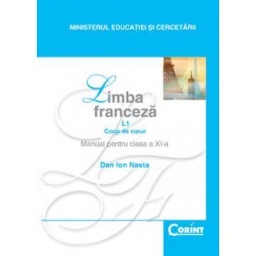 Limba franceza L1 - Manual pentru clasa a XI-a (Corint)