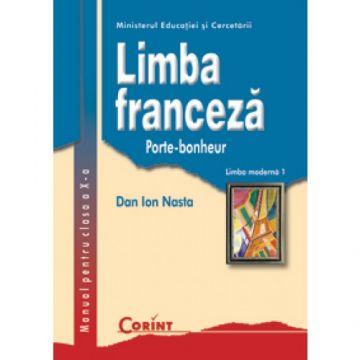 Limba franceza L1 - Manual pentru clasa a X-a (Corint)