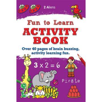Fun to Learn Activity Book, Caiet cu activitati (3094/FLBU)