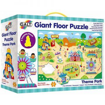 Galt Giant Floor Puzzle: Parcul de distractii (30 piese)