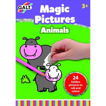 Galt Magic Pictures - Razuim si coloram
