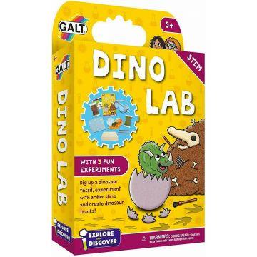 Galt Set experimente - Dino Lab