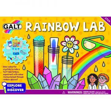 Galt Set experimente - Rainbow lab