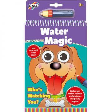 Galt Water Magic: Carte de colorat Ghici cine-i acolo?