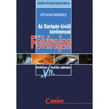 Geografie (lb.maghiara) - Manual pentru clasa a VII-a (Corint)