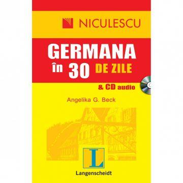 Germana in 30 de zile & CD audio