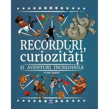 Recorduri, curiozitati si aventuri incredibile (DPH)