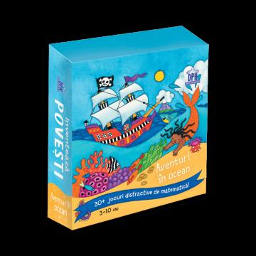 Inventeaza povesti - Aventuri in ocean (DPH)