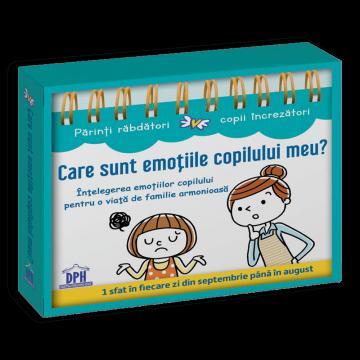 Care sunt emotiile copilului meu? (Calendar) (DPH)