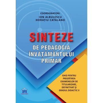SINTEZE DE PEDAGOGIA INVATAMANTULUI PRIMAR (DPH)