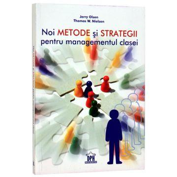 Noi metode si strategii pentru managementului clasei