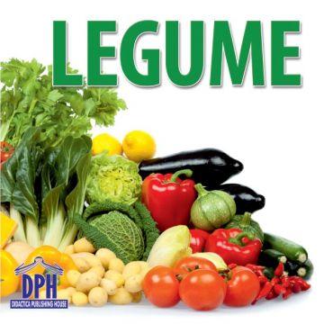 Carti pliate - Legume (Didactica Publishing House)