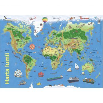 Harta lumii (DPH)