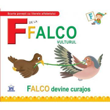 F de la Falco Vulturul - Cartonata (DPH)
