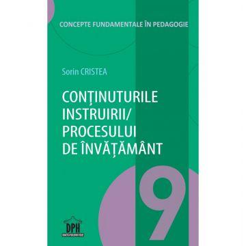 Continuturile instruirii / procesului de invatamant - Vol. 9 (DPH)