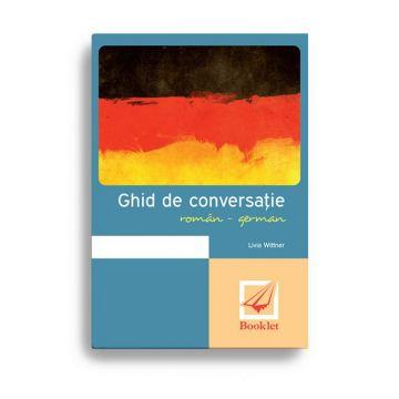 Ghid de conversație român-german  (Booklet)