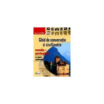 Ghid de conversatie roman-portughez cu CD