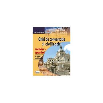 Ghid de conversatie roman-spaniol cu CD