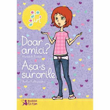 GO GIRL - doar amici (Booklet Fiction)