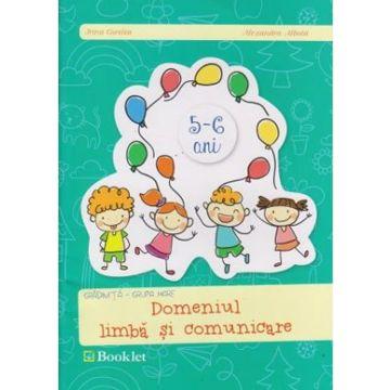 Gradinita, grupa mare- Domeniul limba si comunicare (Booklet)