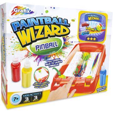 Grafix Set creativ - Pinball