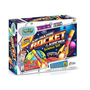 Grafix Set experimente - Racheta cu lansator