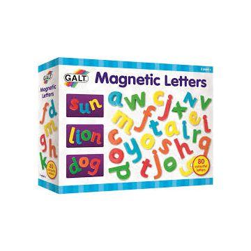 Galt Set litere magnetice (80 piese)