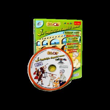 PitiClic In Imparatia timpului trecut (CD-ROM) 3-7 ani
