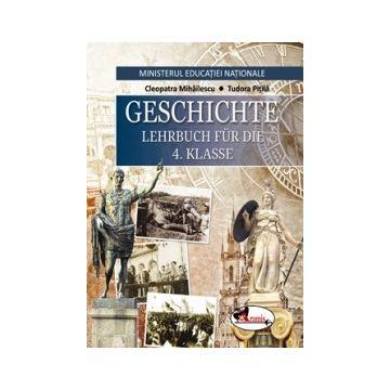 Istorie. Manual pentru clasa a IV-a in limba germana (Aramis)