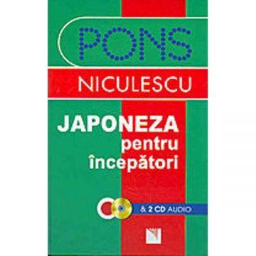 Japoneza pentru incepatori & 2 CD-uri audio
