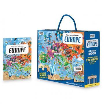 Cunoaste si exploreaza - Europa- Sassi