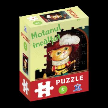 Motanul incaltat: Puzzle (DPH)