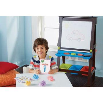 Spuma de modelat Playfoam™ - Descopera alfabetul- Educational Insights