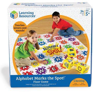 Learning Resources-Joc alfabetul interactiv
