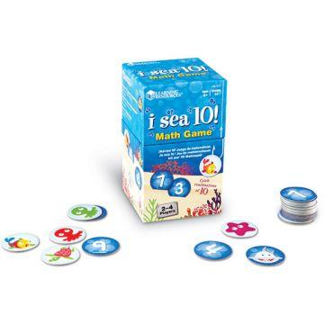 Learning Resources Joc matematic - I sea 10